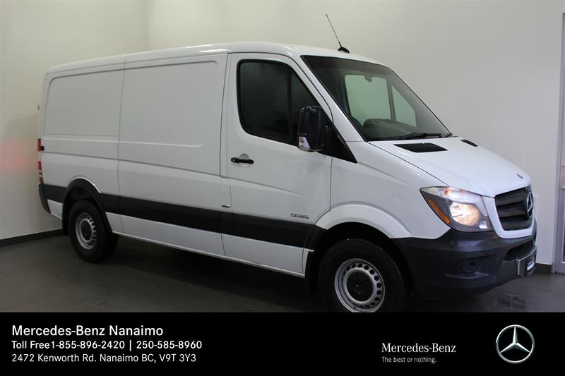 Certified Pre Owned 2014 Mercedes Benz Sprinter 2500 Cargo