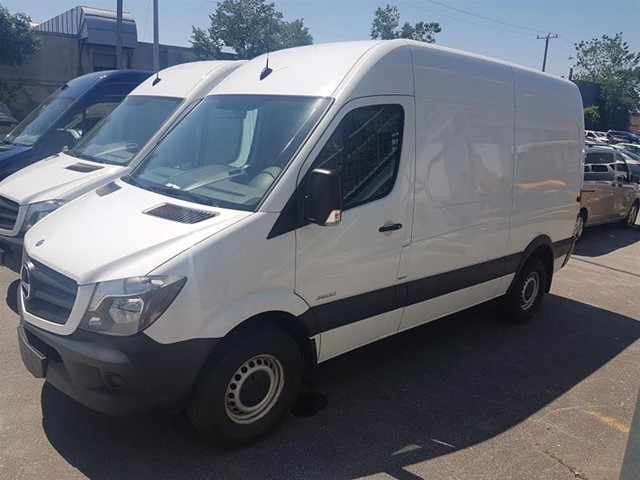 Certified pre owned 2015 mercedes benz sprinter 2500 cargo for Mercedes benz sprinter canada