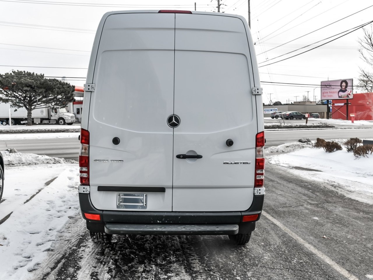 Certified Pre-Owned 2016 Mercedes-Benz Sprinter 2500 Cargo Sprinter 2500 Cargo 144