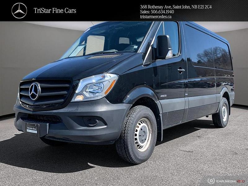 Pre-Owned 2016 Mercedes-Benz Sprinter 2500 Cargo Sprinter 2500 Cargo 144