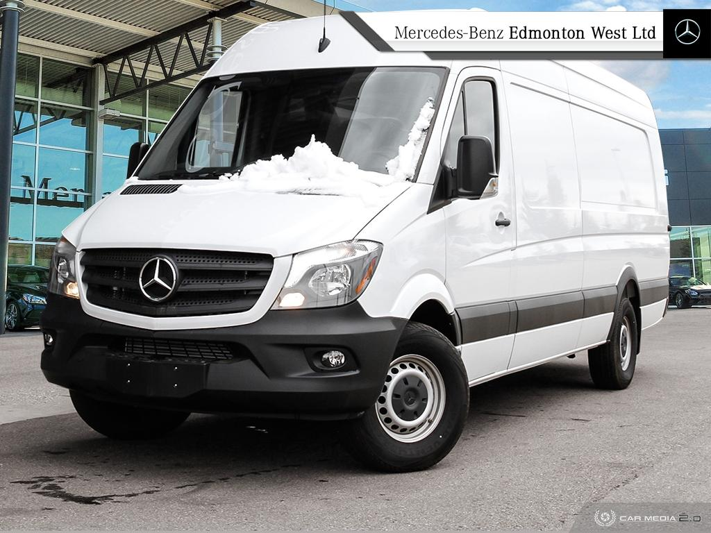 Certified Pre-Owned 2017 Mercedes-Benz Sprinter 2500 Cargo Sprinter V6 2500 Cargo 170 Ext