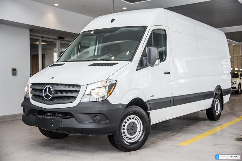 Certified Pre-Owned 2016 Mercedes-Benz Sprinter 2500 Cargo Sprinter 2500 Cargo 170