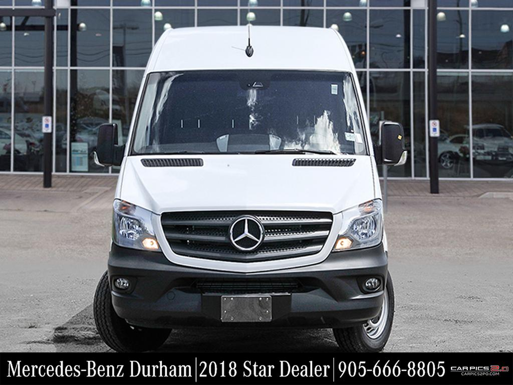 demo 2017 mercedes benz sprinter 3500 cargo sprinter v6