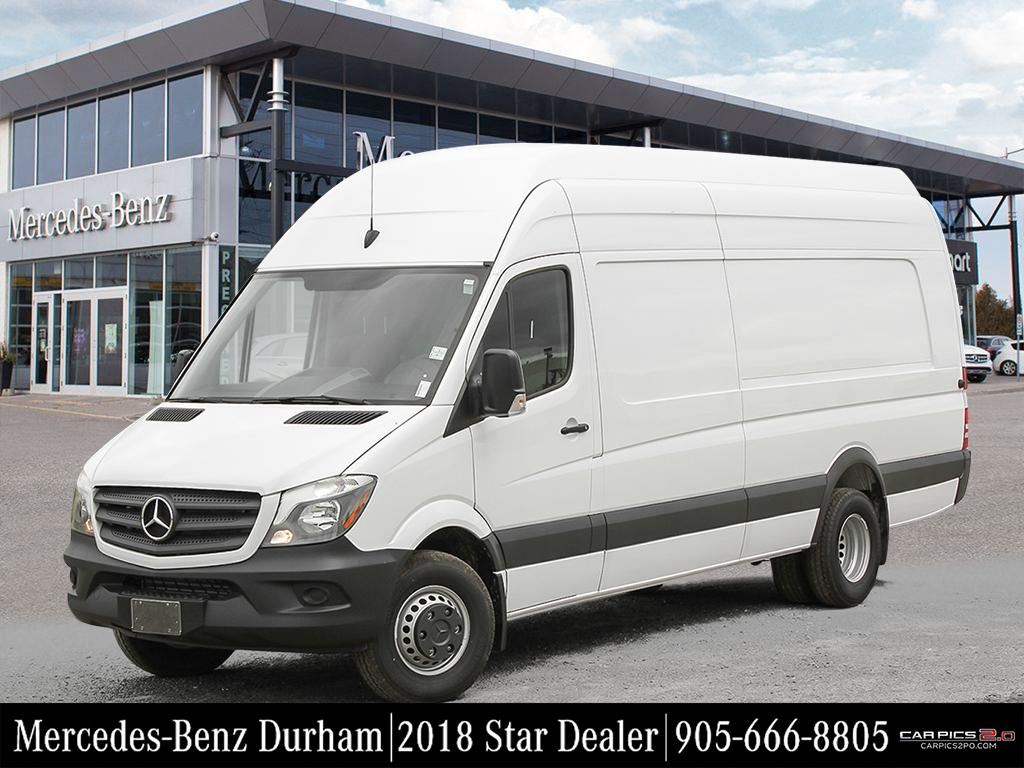 New 2017 mercedes benz sprinter 3500 cargo sprinter v6 for 2017 mercedes benz 3500 high roof v6