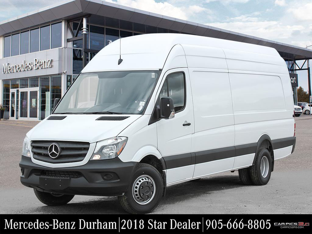 Demo 2017 mercedes benz sprinter 3500 cargo sprinter v6 for 2017 mercedes benz 3500 high roof v6