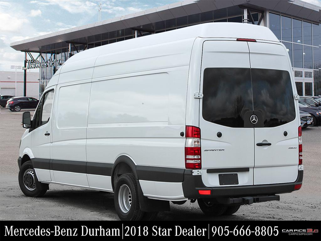 Demo 2017 mercedes benz sprinter 3500 cargo sprinter v6 for 2017 mercedes benz sprinter towing capacity