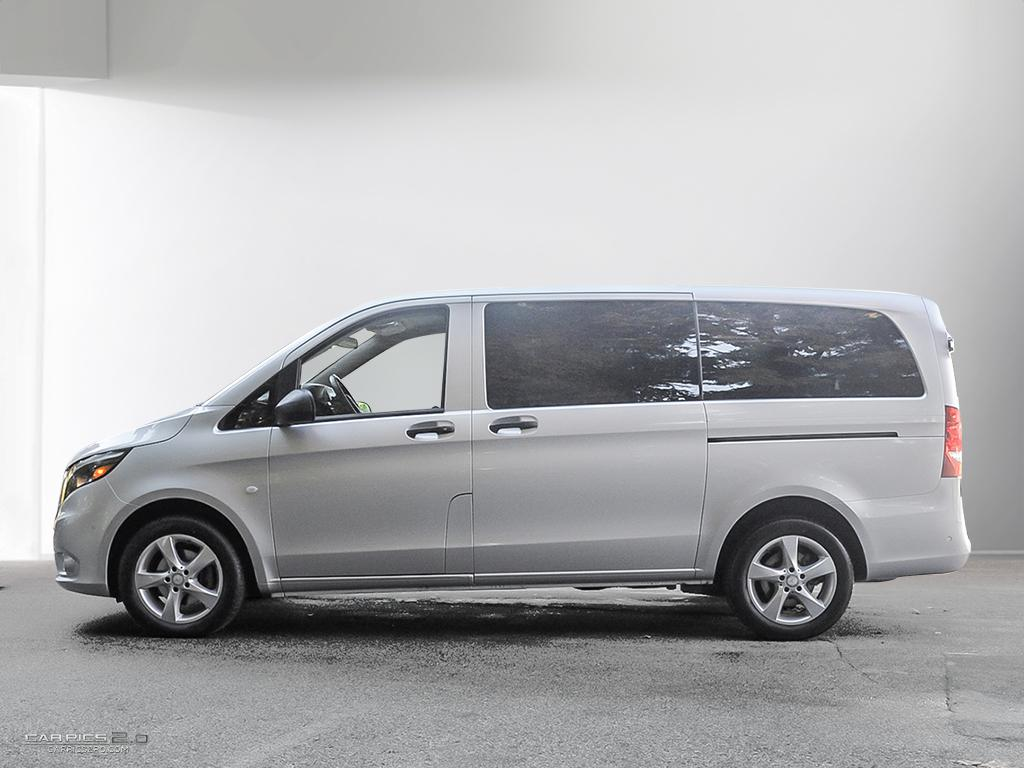 Certified Pre Owned 2016 Mercedes Benz Metris Metris