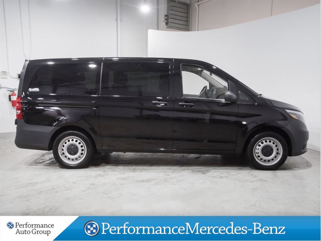 certified pre owned 2016 mercedes benz metris metris passenger van van 30j172 1 mercedes benz. Black Bedroom Furniture Sets. Home Design Ideas