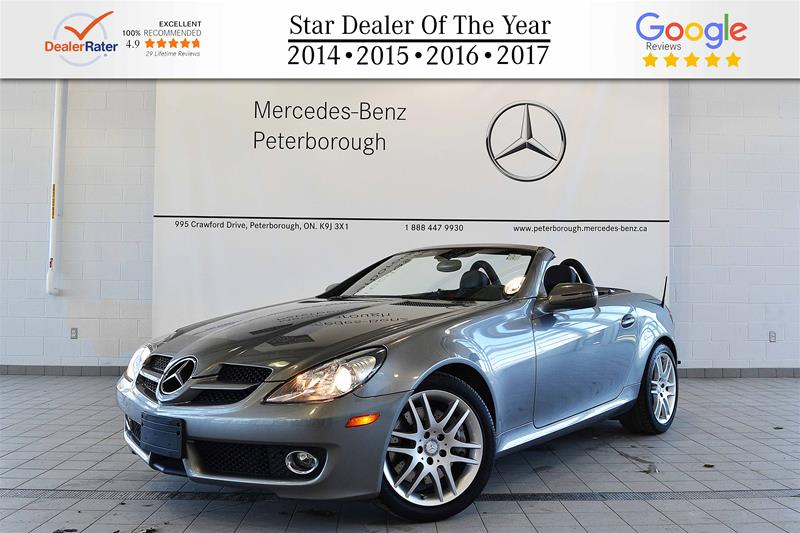 Pre owned 2010 mercedes benz slk slk300 2 door coupe for 2010 mercedes benz slk300