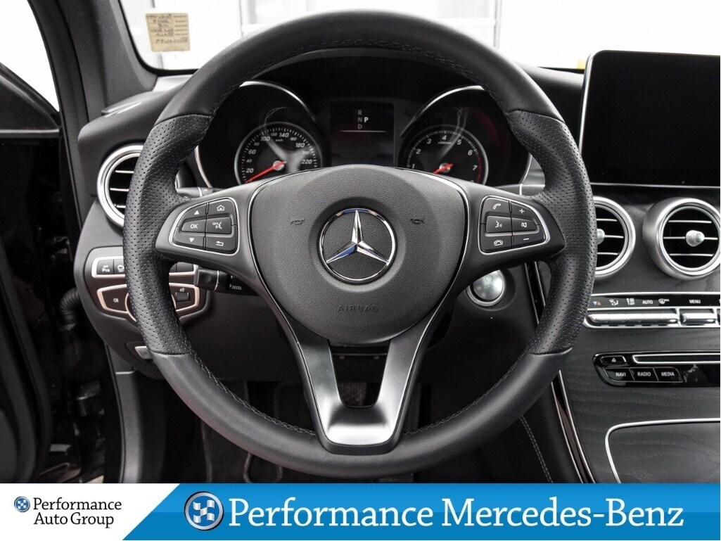Certified Pre-Owned 2019 Mercedes-Benz GLC GLC300