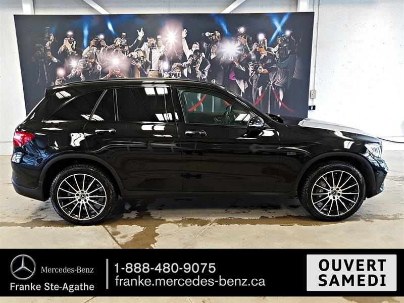 Certified Pre-Owned 2018 Mercedes-Benz GLC GLC350e