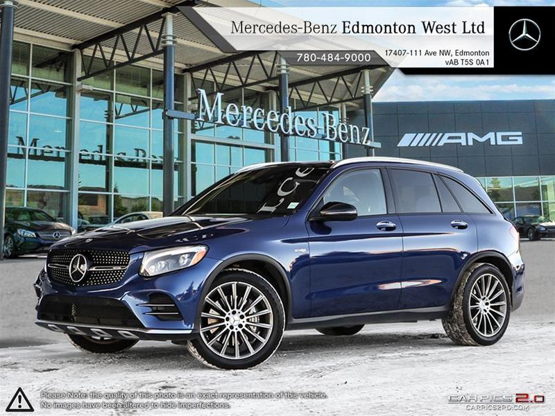 Pre owned 2017 mercedes benz glc glc43 amg suv sl1034 for Mercedes benz canada pre owned
