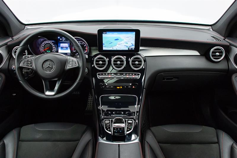 Certified Pre-Owned 2017 Mercedes-Benz GLC GLC43 AMG