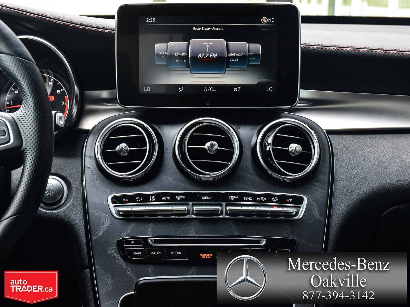 Certified Pre-Owned 2018 Mercedes-Benz GLC GLC43 AMG