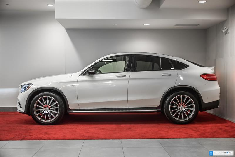 Pre-Owned 2017 Mercedes-Benz GLC GLC43 AMG