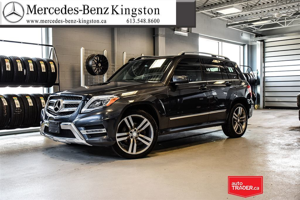 Certified Pre-Owned 2014 Mercedes-Benz GLK GLK250