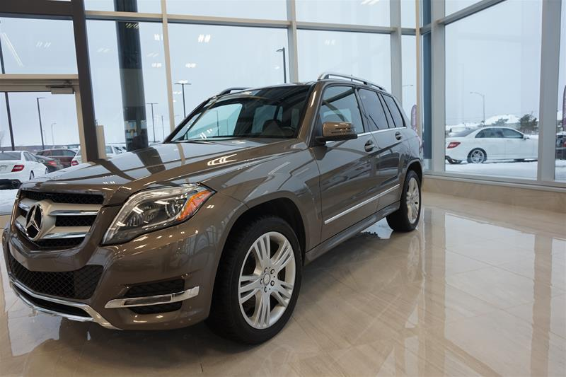 Certified pre owned 2015 mercedes benz glk glk250 suv for Mercedes benz canada pre owned