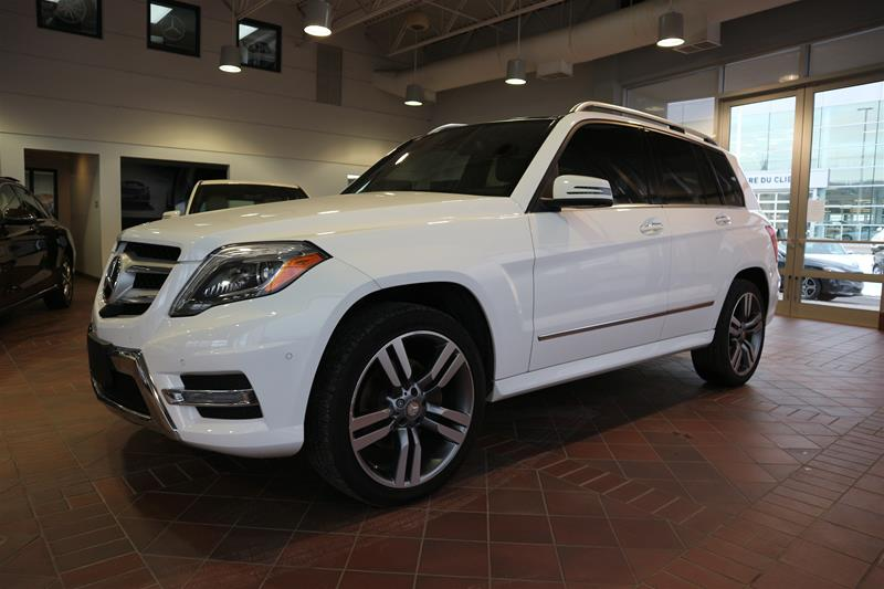Pre owned 2015 mercedes benz glk glk250 suv u1801 for Mercedes benz canada pre owned