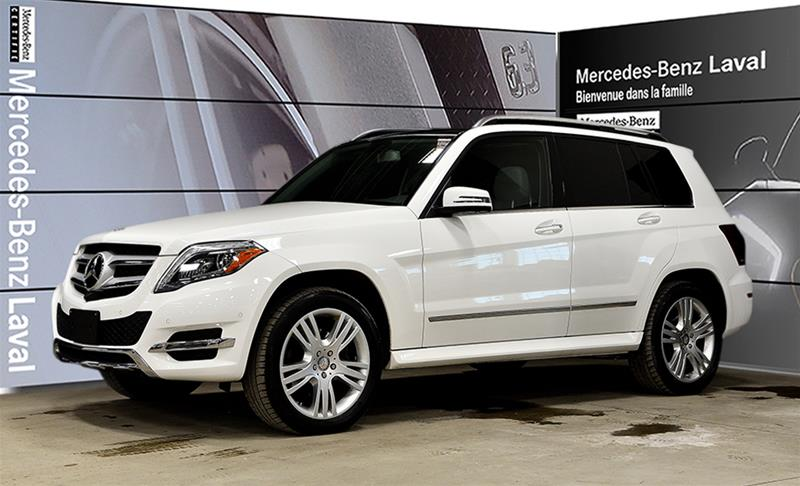 Certified Pre-Owned 2015 Mercedes-Benz GLK GLK250