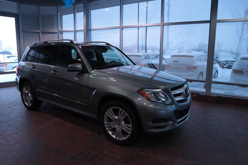 Pre owned 2013 mercedes benz glk glk250 suv b14203a for Mercedes benz canada pre owned