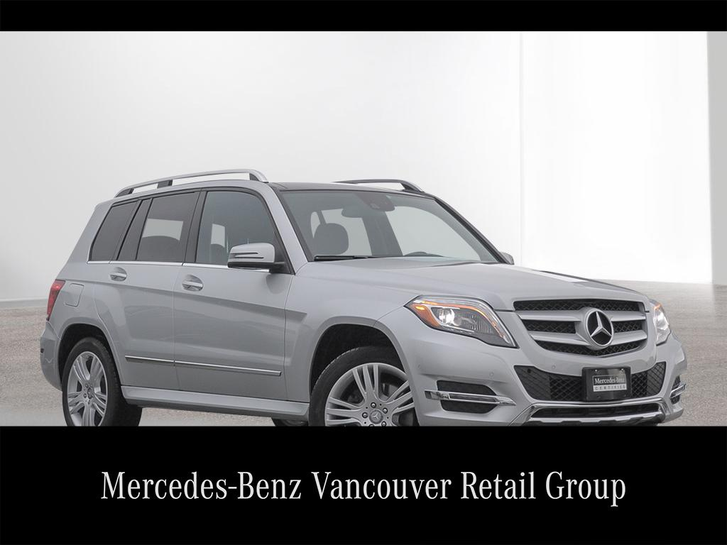 Certified pre owned 2014 mercedes benz glk glk250 suv for Mercedes benz canada pre owned