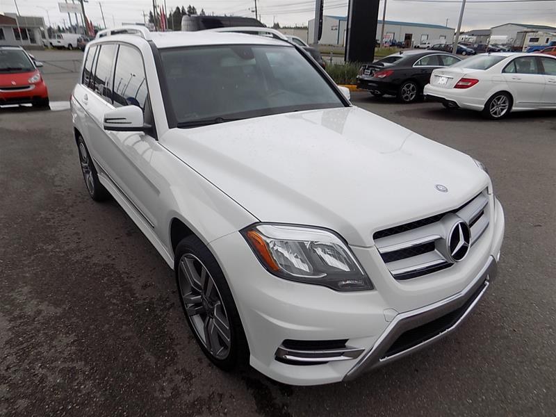 Pre owned 2014 mercedes benz glk glk350 suv m17152a for Mercedes benz canada pre owned