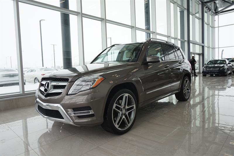 Certified pre owned 2015 mercedes benz glk glk350 suv for Mercedes benz canada pre owned