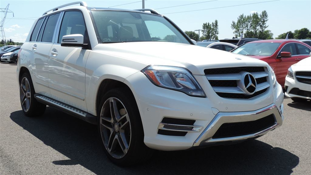 Certified Pre Owned 2014 Mercedes Benz GLK GLK350