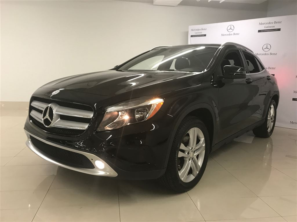 Certified pre owned 2015 mercedes benz gla gla250 suv for Mercedes benz certified preowned