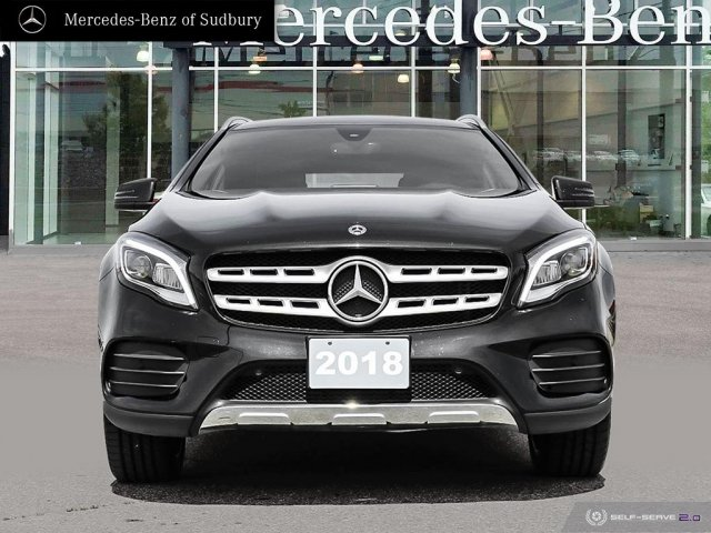Certified Pre-Owned 2018 Mercedes-Benz GLA 250 4MATIC