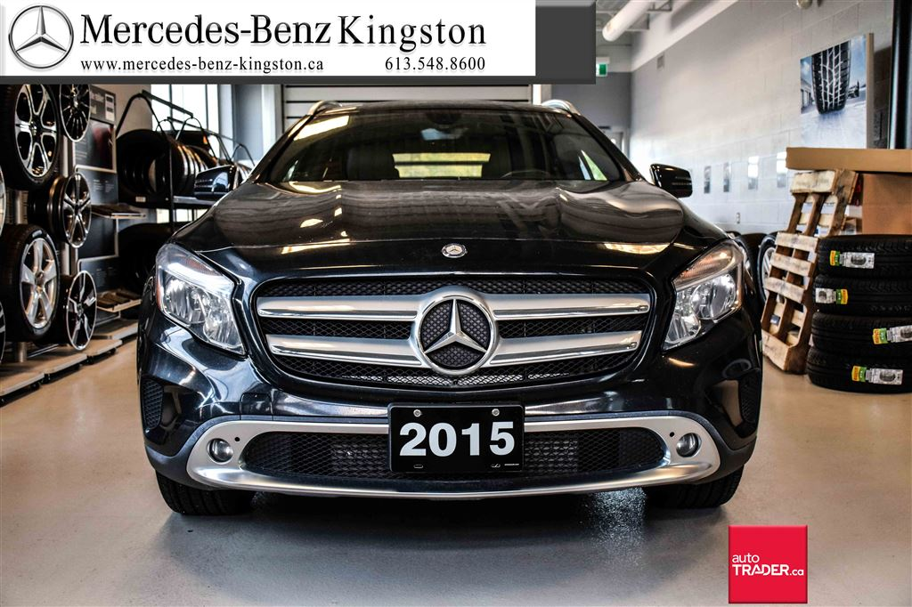 Certified pre owned 2015 mercedes benz gla gla250 suv fj for Mercedes benz certified pre owned canada