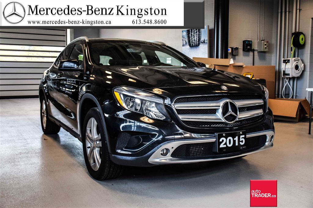 Certified pre owned 2015 mercedes benz gla gla250 suv fj for Mercedes benz canada pre owned