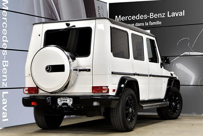 Certified Pre-Owned 2015 Mercedes-Benz G-CLASS G550