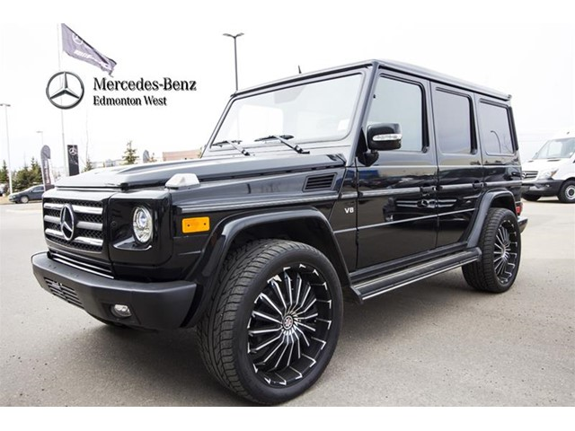 pre owned 2012 mercedes benz g class g550 suv pw1139 mercedes benz of canada new and cpo. Black Bedroom Furniture Sets. Home Design Ideas