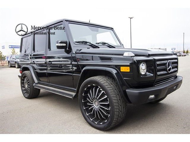 Pre owned 2012 mercedes benz g class g550 suv pw1139 for Pre owned mercedes benz g class