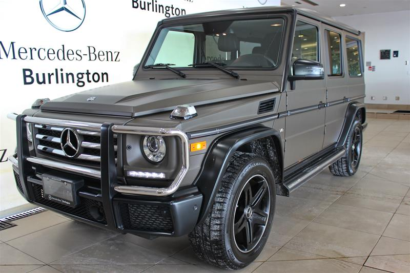 Certified pre owned 2016 mercedes benz g class g550 suv for Mercedes benz pre owned inventory