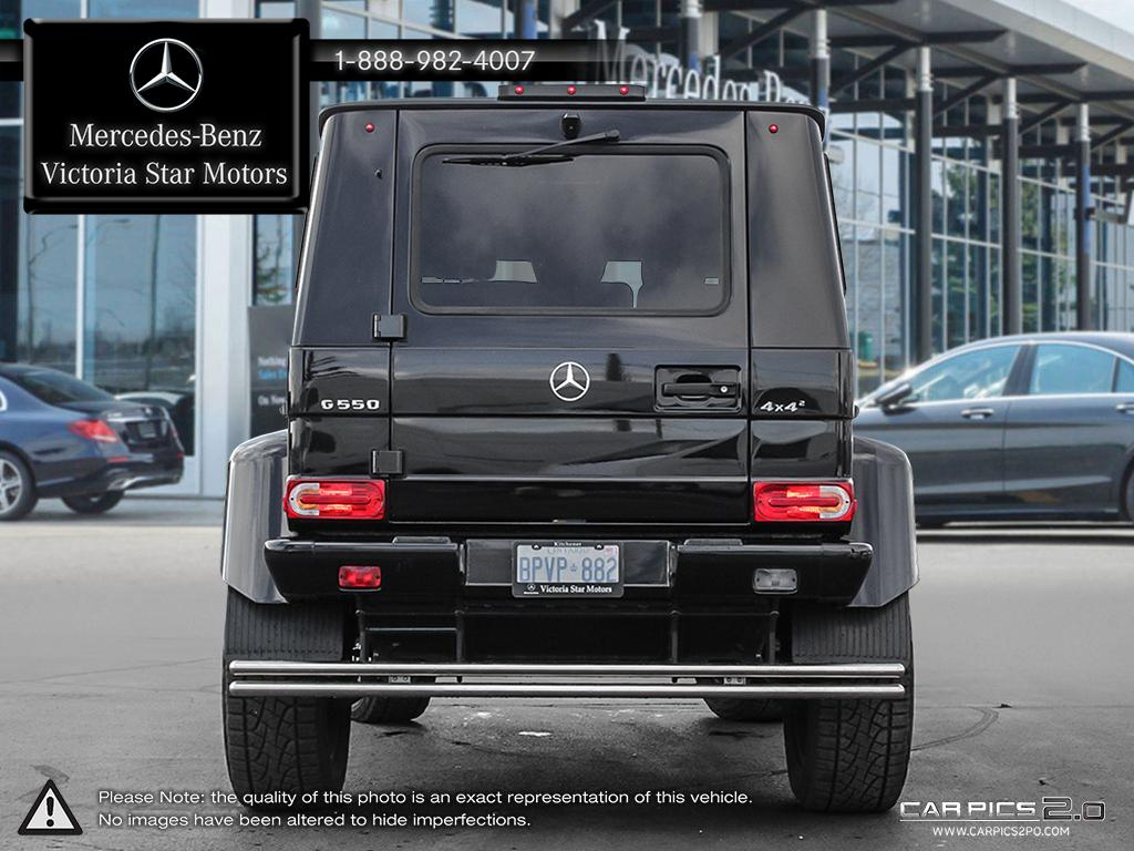 Pre owned 2017 mercedes benz g class g550 suv u3425a for Mercedes benz g550 suv used