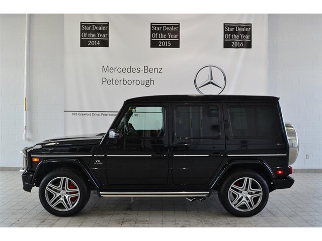 certified pre owned 2016 mercedes benz g class g63 amg suv