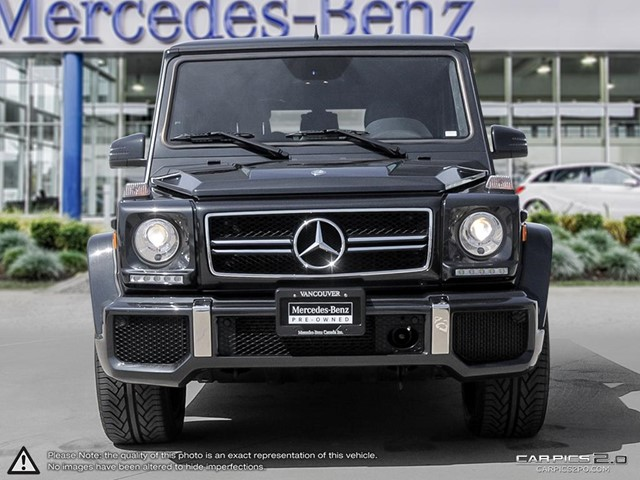 Certified pre owned 2013 mercedes benz g class g63 amg suv for Pre owned mercedes benz g class