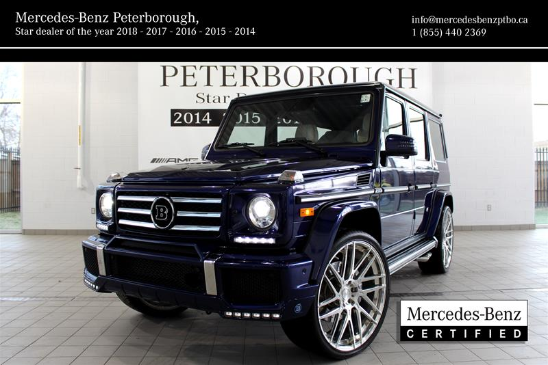 Certified Pre Owned 2017 Mercedes Benz G Class G63 AMG