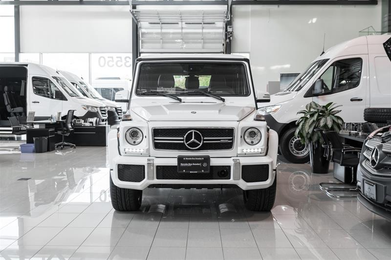 Certified Pre-Owned 2017 Mercedes-Benz G-CLASS G63 AMG