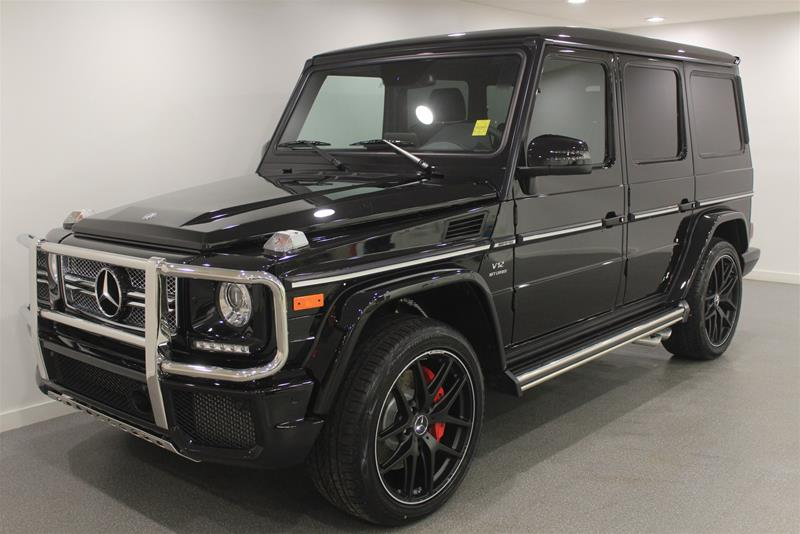 Pre owned 2017 mercedes benz g class g65 amg suv 170132 for Pre owned mercedes benz g class