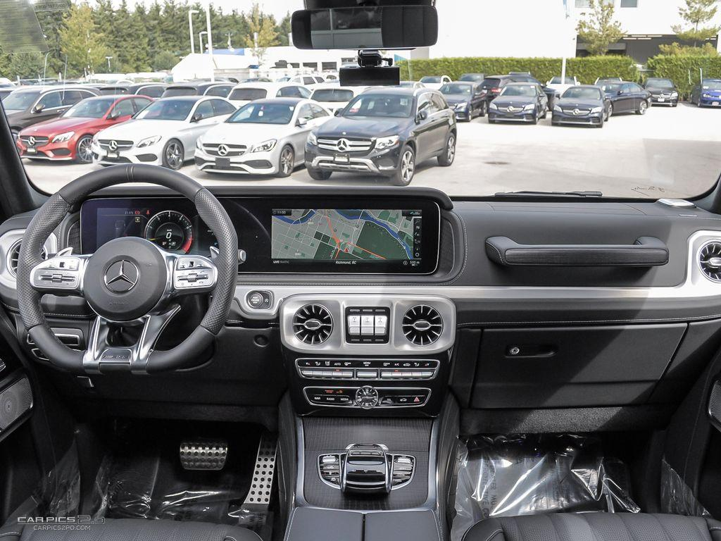 Pre-Owned 2019 Mercedes-Benz G-CLASS G63 AMG