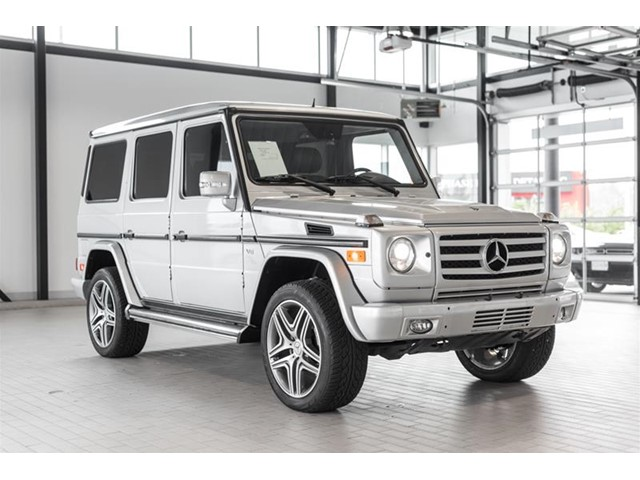 pre owned 2009 mercedes benz g class g550 suv mup802. Black Bedroom Furniture Sets. Home Design Ideas