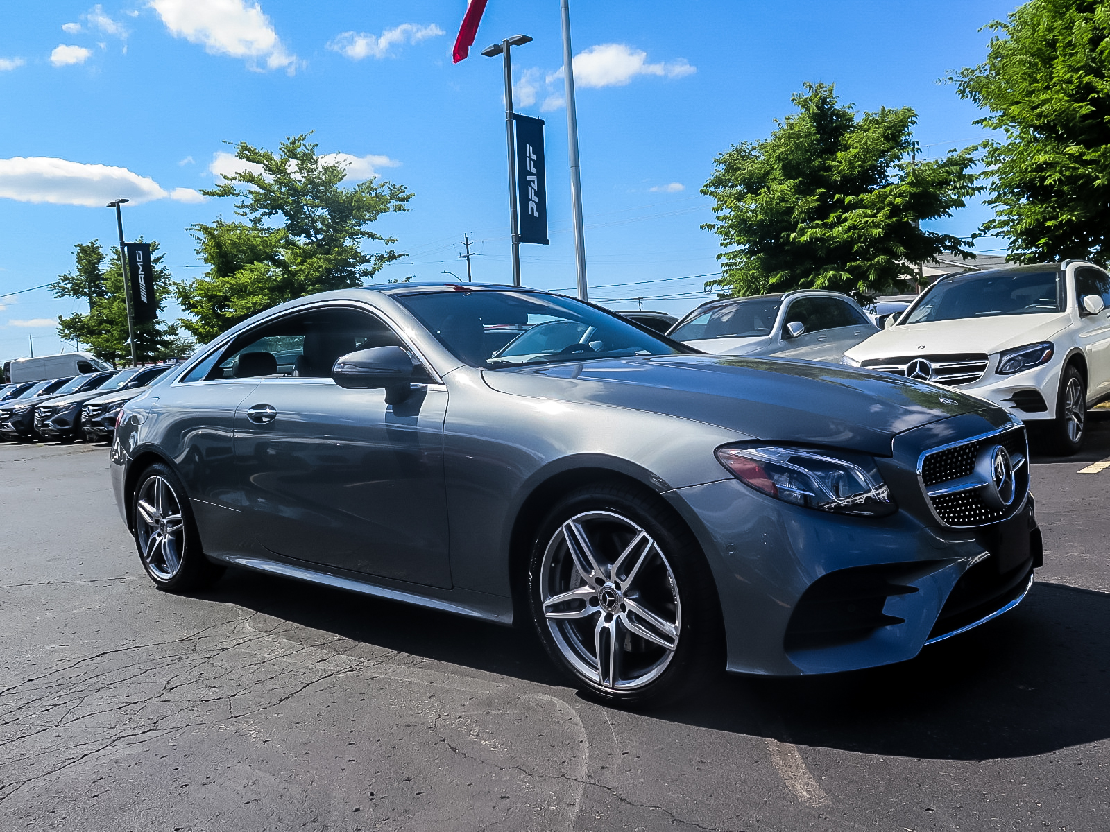 Certified Pre-Owned 2018 Mercedes-Benz E-CLASS E400