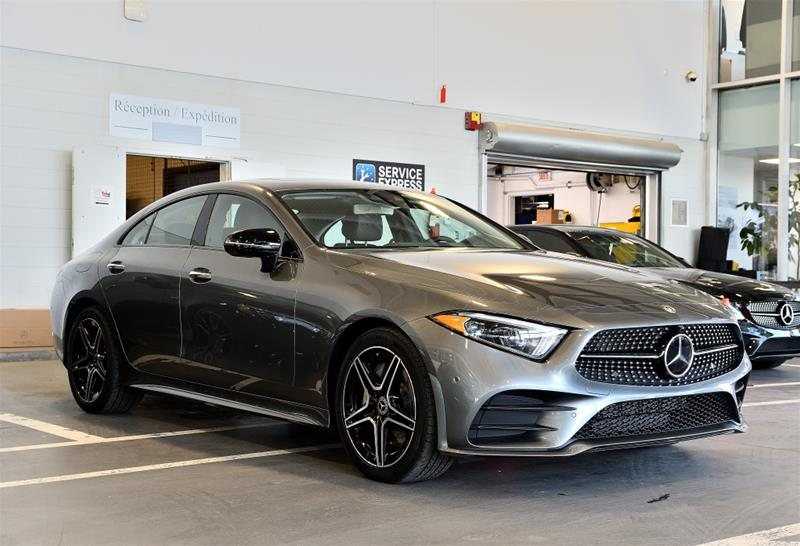 Pre-Owned 2019 Mercedes-Benz CLS CLS450