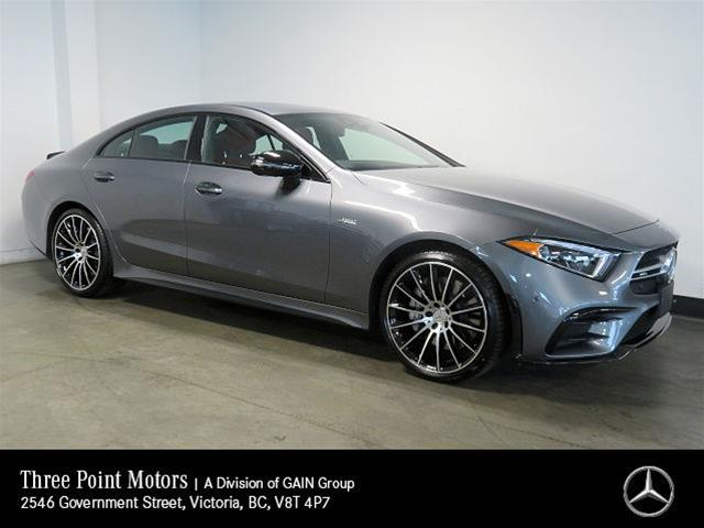 Pre-Owned 2019 Mercedes-Benz CLS CLS53 AMG