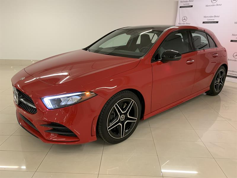 Pre-Owned 2019 Mercedes-Benz A-CLASS A250