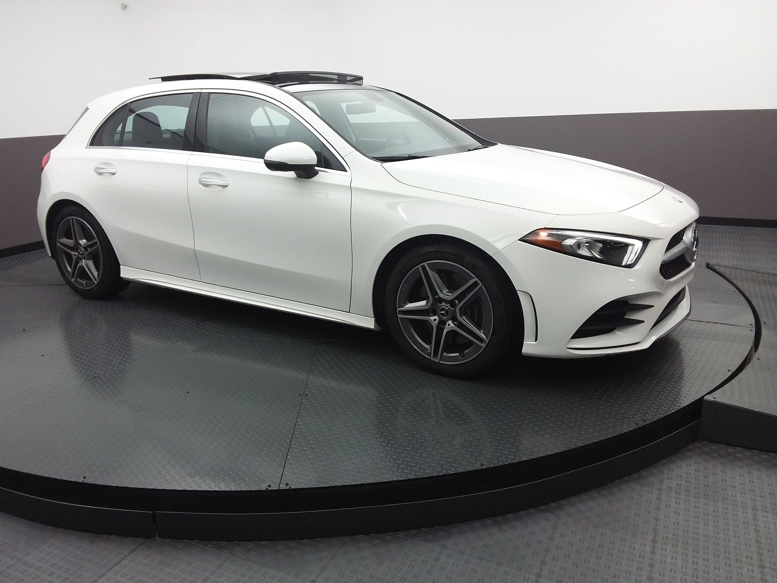 Pre-Owned 2019 Mercedes-Benz A-Class A250 4MATIC 5DR HATCH