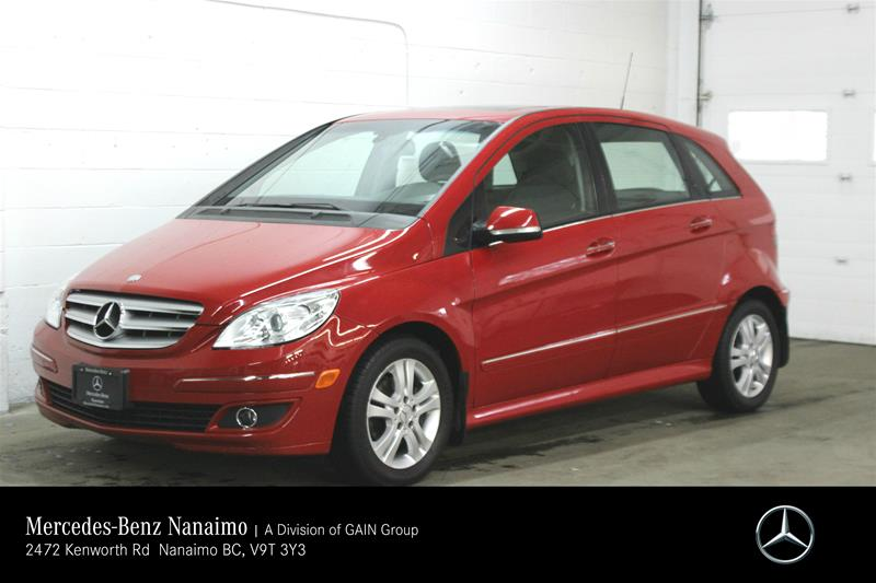 Pre-Owned 2007 Mercedes-Benz B-CLASS B200